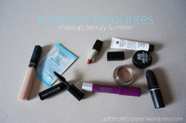 Summer Favourites | Up the Rollercoaster