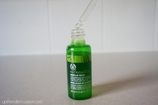 Review: The Body Shop's Drops of Youth Serum