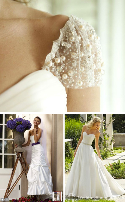 Wedding Wednesday | The Wedding Dress