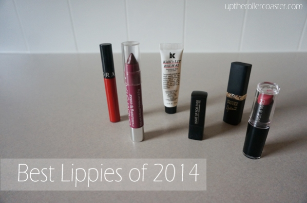 Best Lippies of 2014
