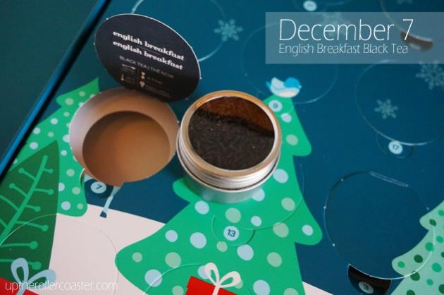 David's Tea Advent Calendar