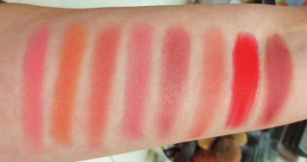 Best Blushes of 2014