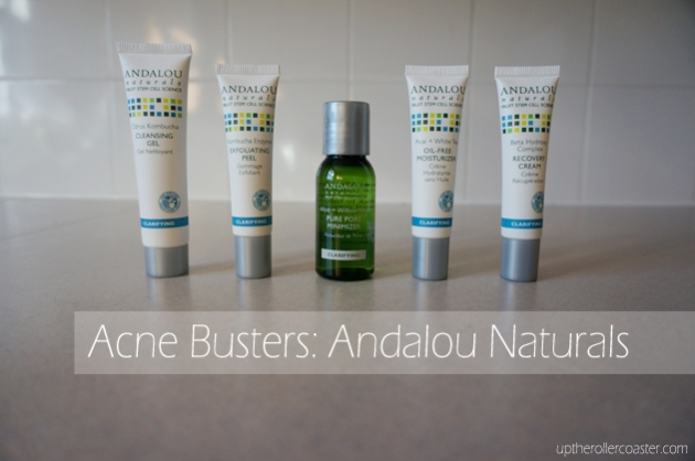 Acne Busters: Andalou Naturals
