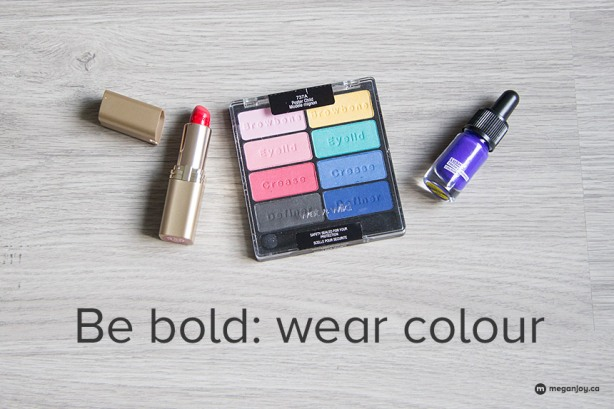 CBB Guest Post: Beauty Resolutions with Megan Joy