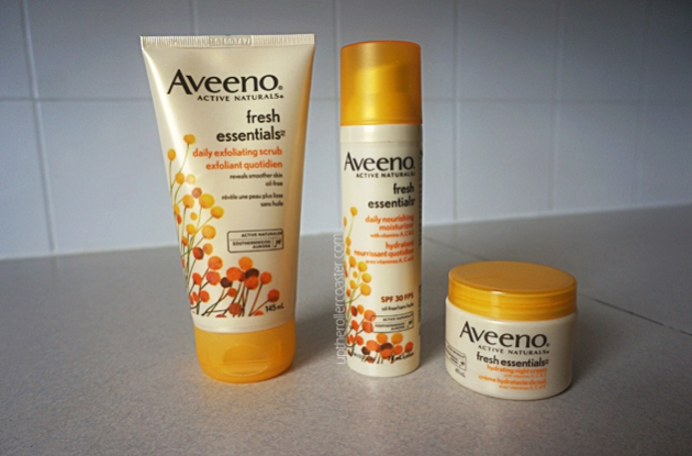 Aveeno Fresh Essentials