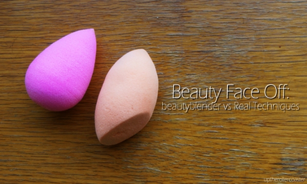 Beauty Face Off: beautyblender vs Real Techniques