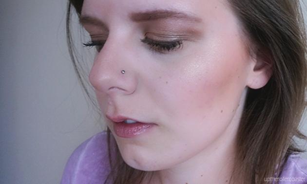 FOTD: Bronze Bares All Makeup Look