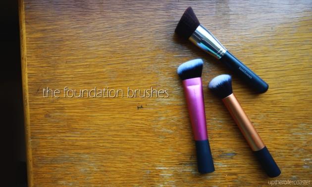 The Foundation Brushes
