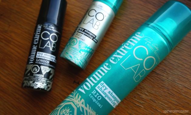 COLAB Dry Shampoo | Haircare Wardrobe: May 2015