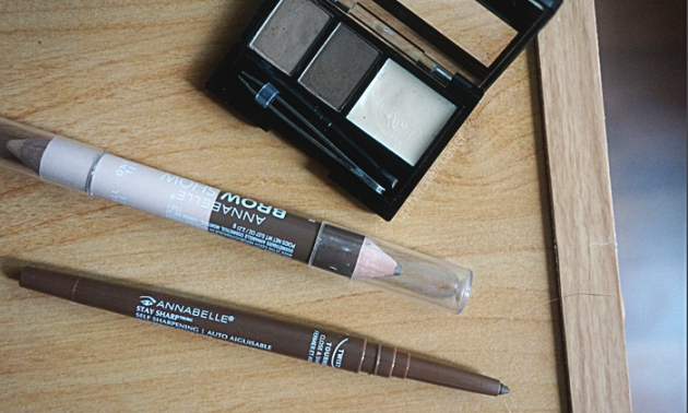 Annabelle Cosmetics Autumn 2015 Eyebrow Launches