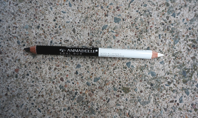Annabelle Cosmetics Kohl Duo Eyeliner