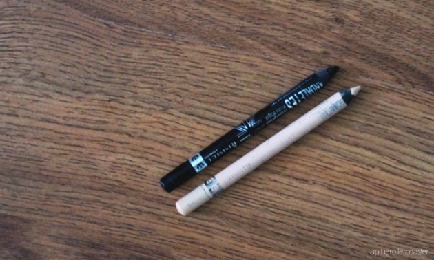Finish Five By Fall - Rimmel Scandaleyes Kohl Pencil in Black and Nude