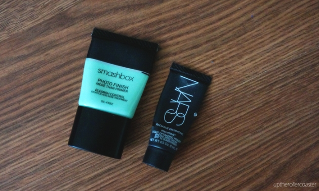 Finish Five By Fall - NARS Pro-Prime and Smashbox More than Primer