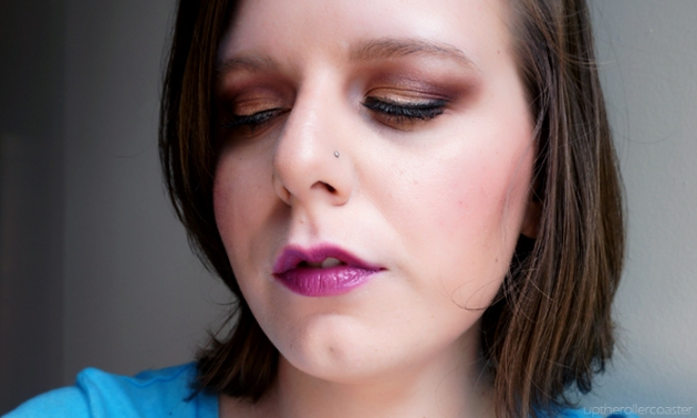 The Beauty Files: Makeup Geek Burlesque