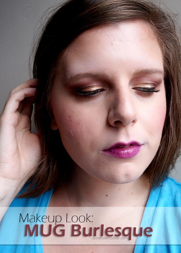 Makeup Look: Makeup Geek Burlesque