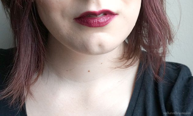 Arbonne Smoothed Over Lipstick in Iris