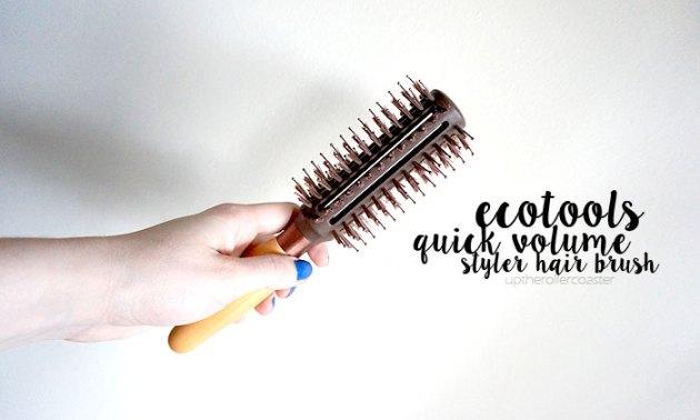 ecotools Quick Volume Styler Hair Brush