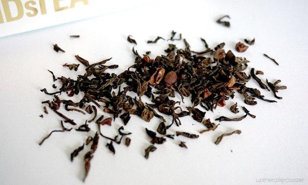 David's Tea Hot Chocolate