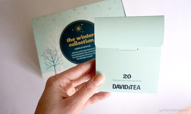 David's Tea Winter Collection
