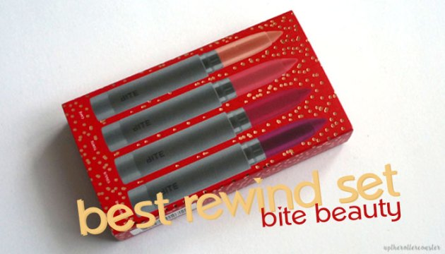 BITE Beauty Rewind Lip Set