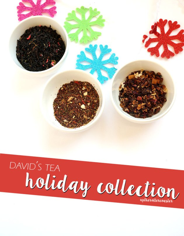 David's Tea Holiday Collection 2015 | uptherollercoaster.com
