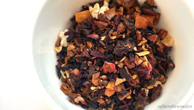 David's Tea Holiday Collection 2015 - Sleigh Ride | uptherollercoaster.com