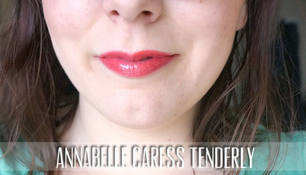 Annabelle Cosmetics Big Show Lacquers Caress Tenderly | uptherollercoaster.com