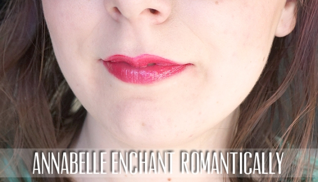Annabelle Cosmetics Big Show Lacquers Enchant Romantically | uptherollercoaster.com