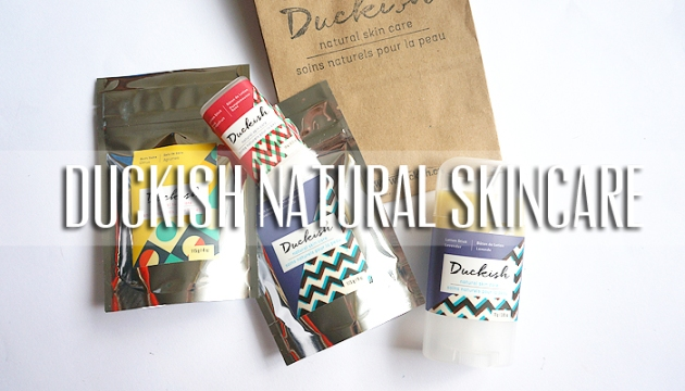 Duckish Natural Skincare | uptherollercoaster.com