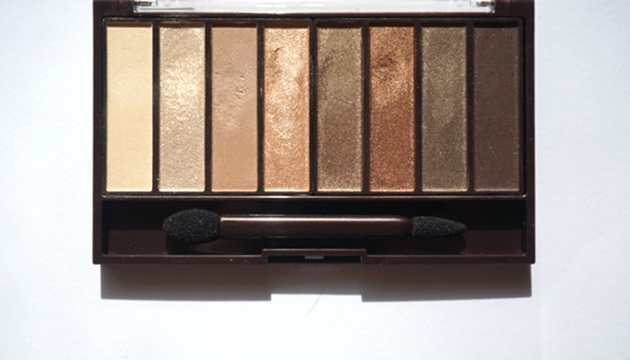 Covergirl TruNaked The Goldens Eyeshadow | uptherollercoaster.com