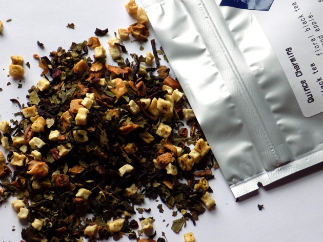 Davids Tea Quince Charming | uptherollercoaster.com