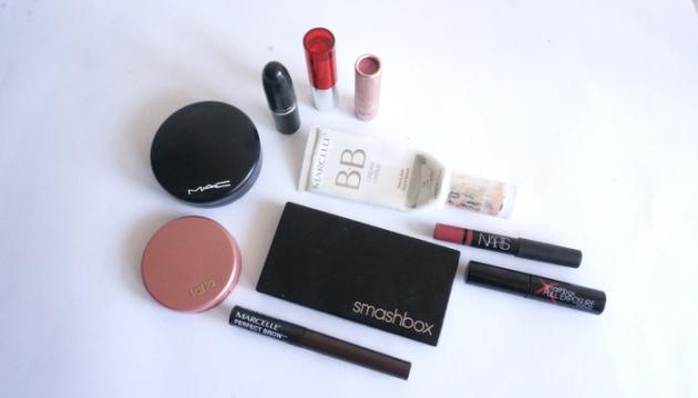 Makeup Wardrobe April 2016 | uptherollercoaster.com