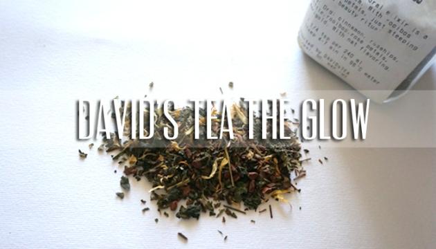 David's Tea The Glow | uptherollercoaster.com