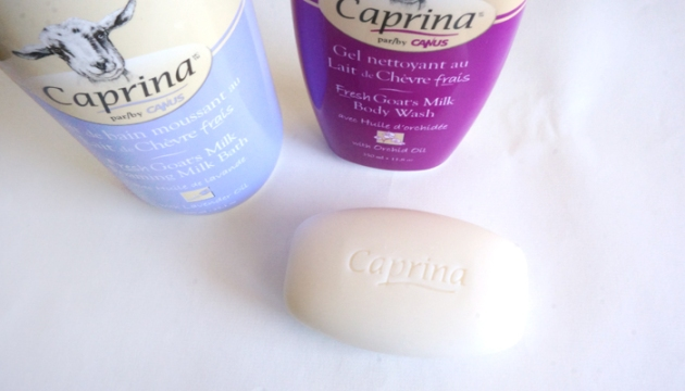 Caprina Goats Milk Soap & Bath