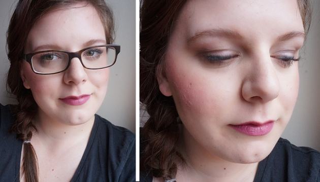 Out of my Comfort Zone: Cool Toned Makeup