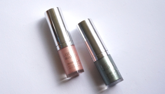 Lise Watier Escale Summer Collection Ombre Fraiches Liquid Eyeshadow