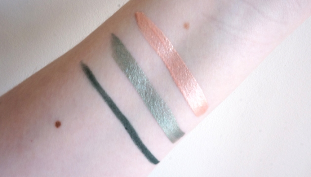 Lise Watier Escale Summer Collection - Swatches