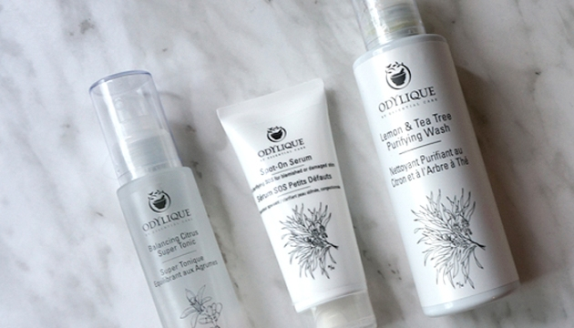 Odylique Skincare for Acne Prone Skin | uptherollercoaster.com