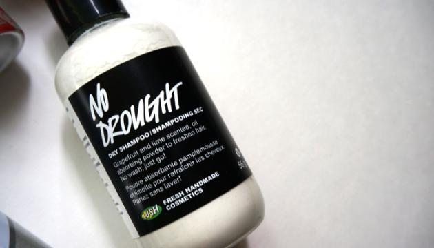 Dry Shampoo Showdown: Batiste, COLAB, LUSH | uptherollercoaster.com