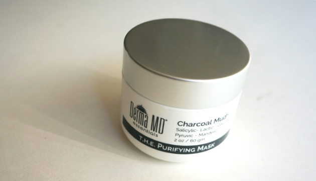 Derma MD Charcoal Mud T.H.E. Purifying Mask | uptherollercoaster.com