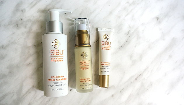 Sibu Beauty Sea Berry Therapy Skincare | uptherollercoaster.com