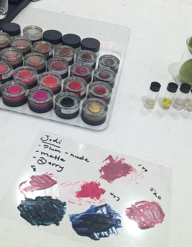 BITE Beauty Lip Lab Toronto - My Custom Lipstick Colours | uptherollercoaster.com