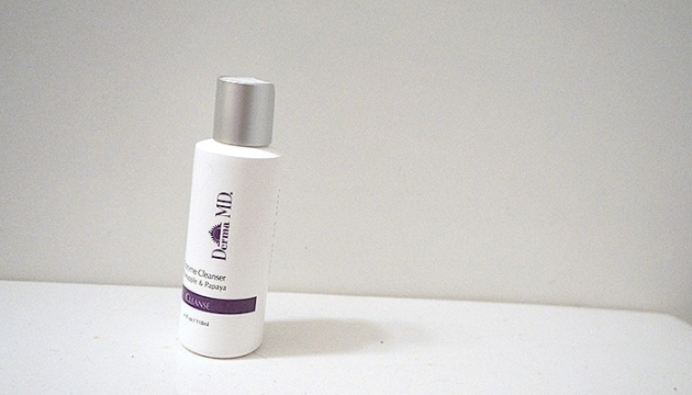 Derma MD Enzyme Cleanser | uptherollercoaster.com