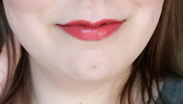 essence Longlasting Lipstick in 01 Coral Calling | uptherollercoaster.com