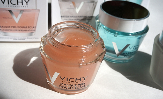 Vichy Mineral Masks: Double Glow Peel Mask | uptherollercoaster.com