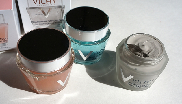 Vichy Mineral Mask Collection | uptherollercoaster.com