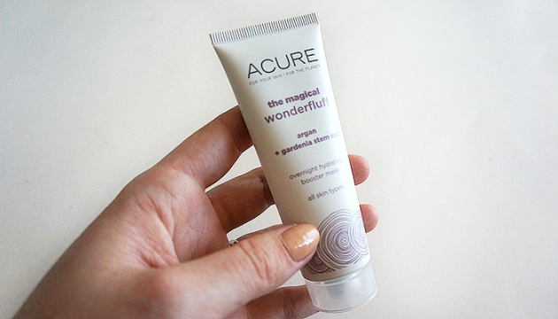 Acure Magical Wonderfluff Overnight Hydrating Booster Mask | uptherollercoaster.com
