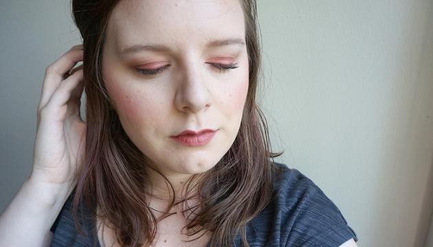 Maison Jacynthe Makeup Look
