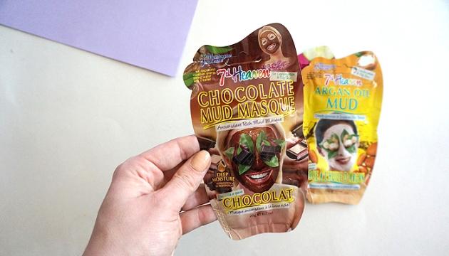 7th Heaven Masks: Chocolate Mud Mask | uptherollercoaster.com