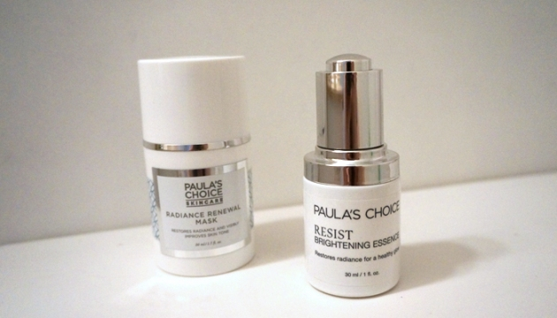 Brightening Skincare with Paula's Choice